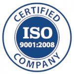 ISO 9001-2008 certified company